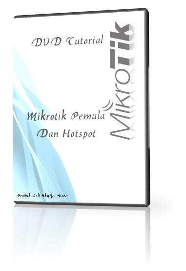 harga Dvd tutorial mikrotik pemula dan hotspot Tokopedia.com