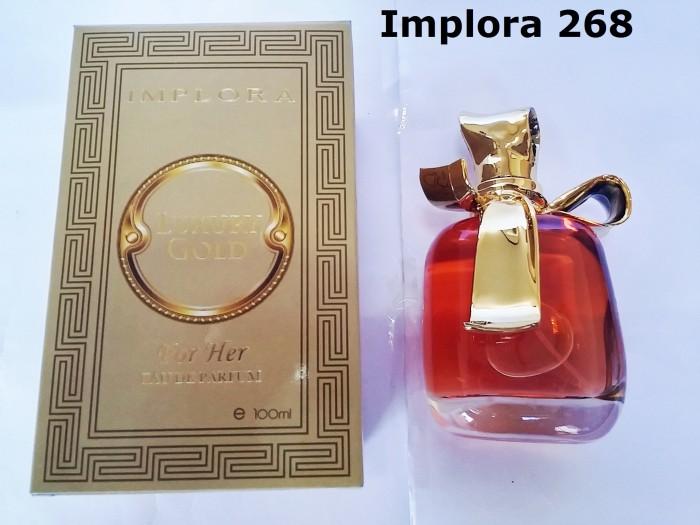 Jual Parfum Implora Luxury Gold Kota Semarang Reva Smartshop
