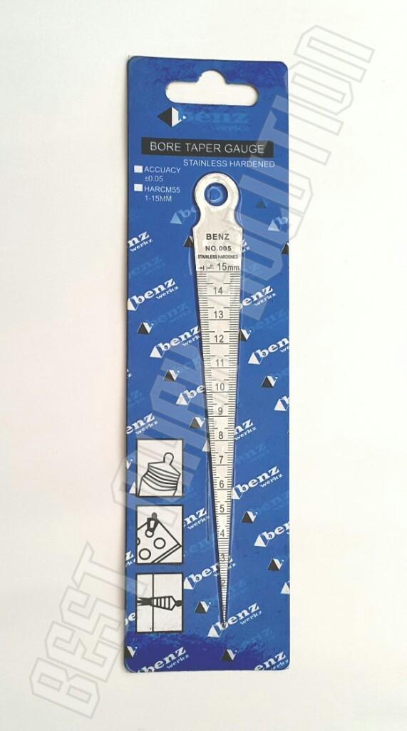 harga Penggaris lancip / bore taper gauge benz Tokopedia.com