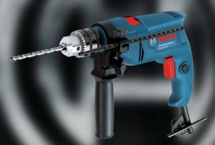harga Bosch gsb 550 mesin bor impact drill bor beton tembok asli Tokopedia.com