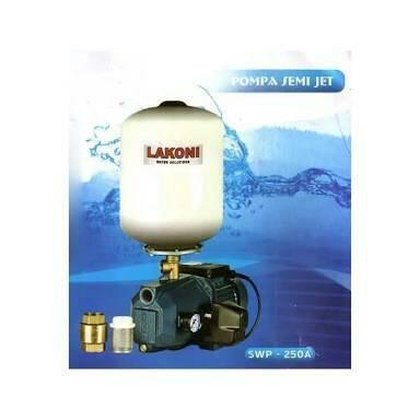 harga Pompa air semi jet pump lakoni swp 250 a / swp250a / swp250 Tokopedia.com