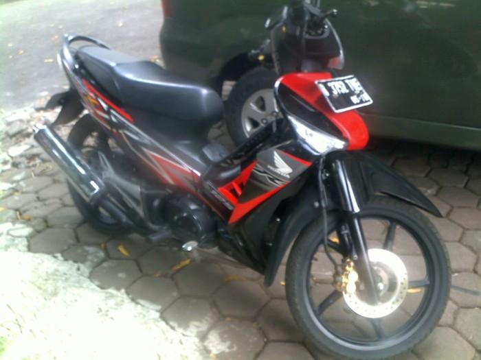 Jual Secondhand Garagesale Sepeda Motor Honda Supra X 125 Tahun 2013 Jakarta Barat Ssubte Tokopedia