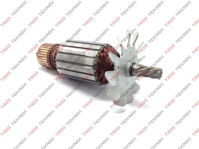 harga Armature mesin cut off makita 2414b/2414nb by dca Tokopedia.com
