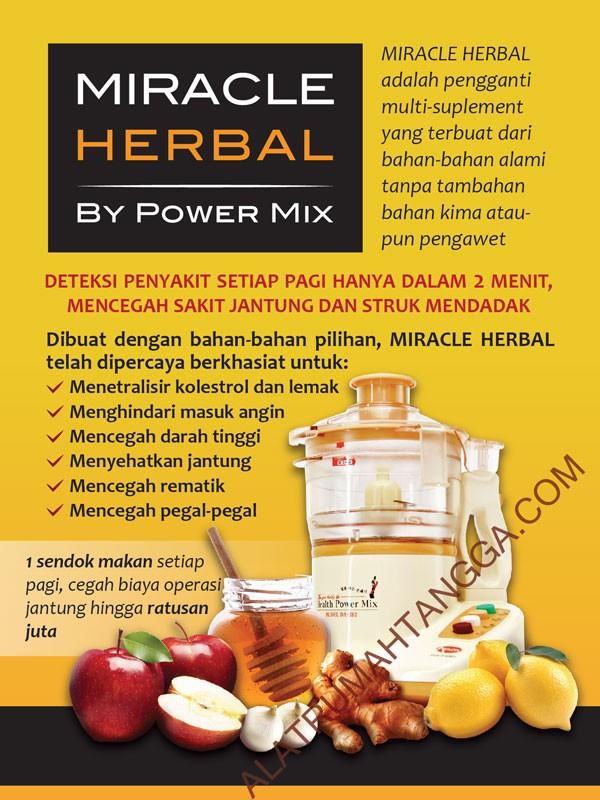 jual miracle herbal madu putih toko hedy tokopedia