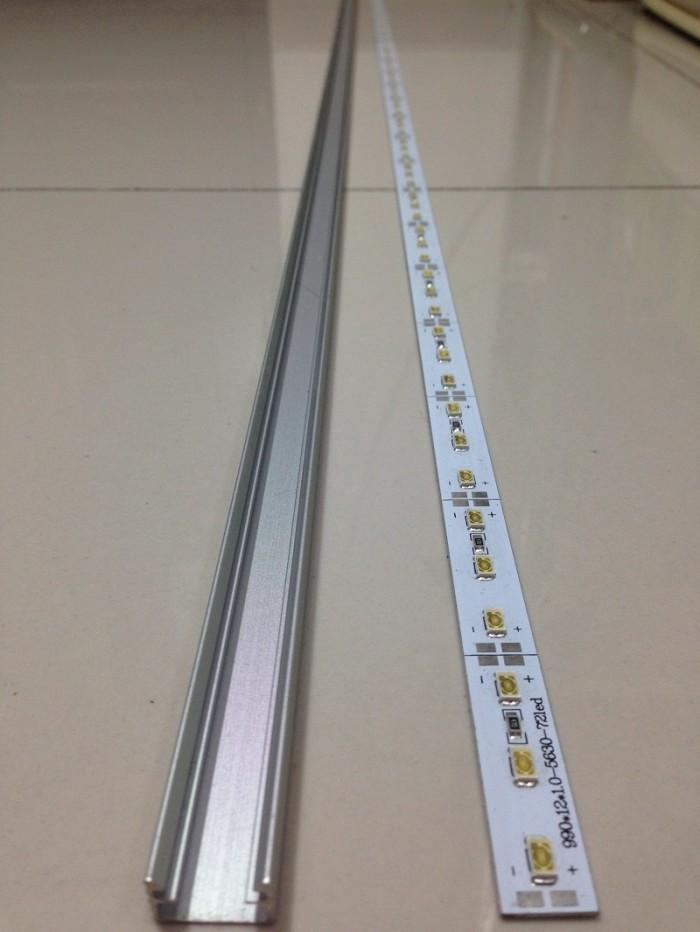 Jual Alumunium Housing Heatsink For Led Strip 1 Meter