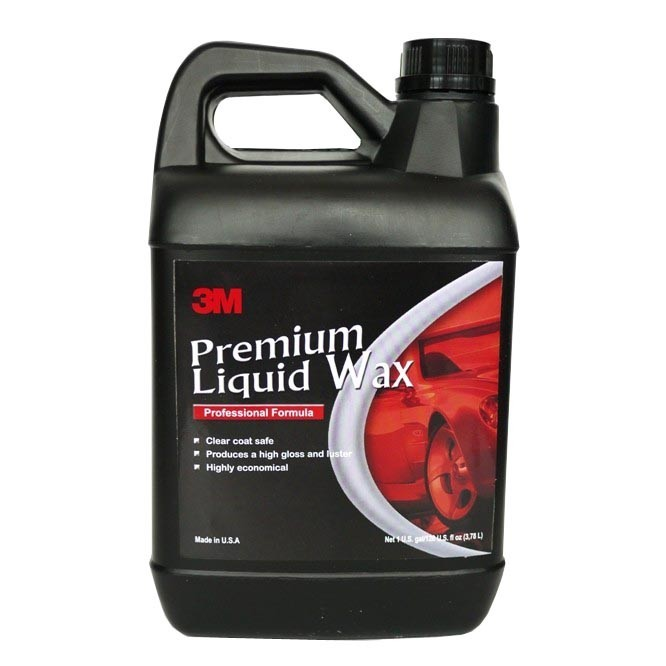 harga 3m 6006 premium liquid wax (gallon) - cairan semir, polish/poles mobil Tokopedia.com