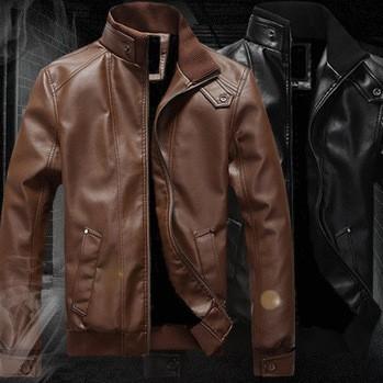 harga Jaket motor kulit asli domba garut kualitas super model pria jk17 Tokopedia.com