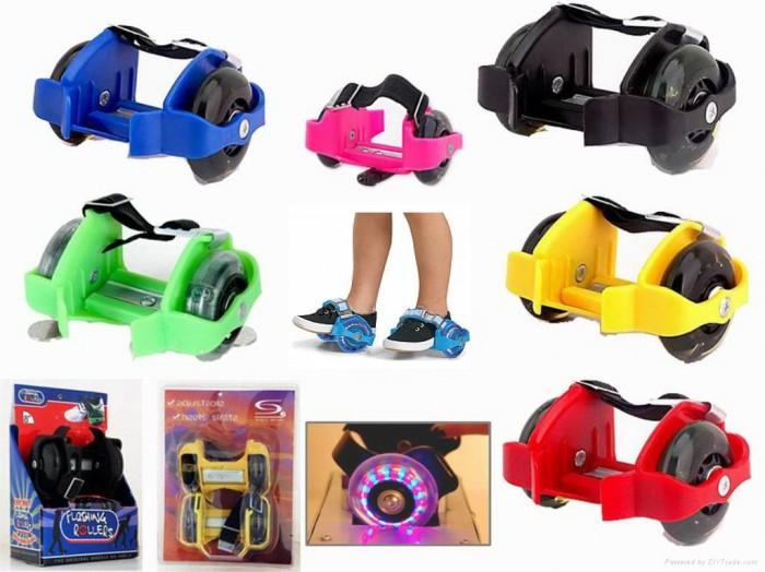 harga Flashing roller skate led sepatu roda anak dan dewasa sporty trendy Tokopedia.com