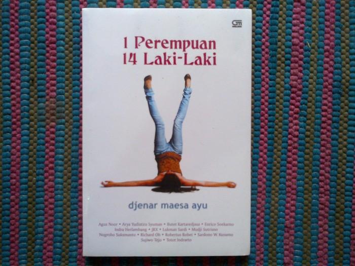 harga 1 perempuan 14 laki-laki  - djenar maesa ayu Tokopedia.com