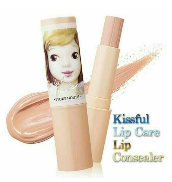 harga [etude house] kissful lip care lip concealer Tokopedia.com