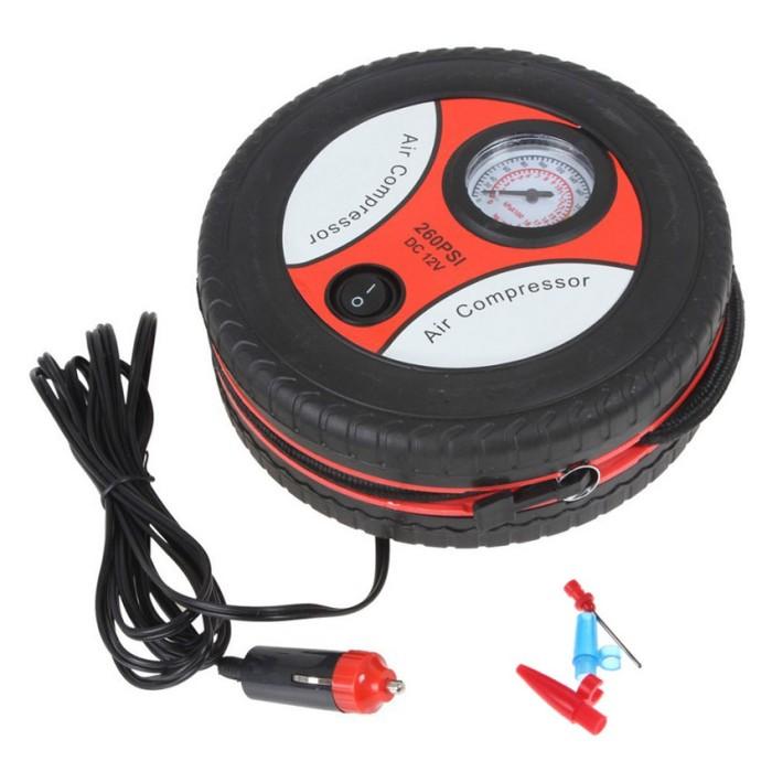 harga Tire Inflator Air Compressor Pompa Ban Mobil Motor Portable Elektrik Tokopedia.com