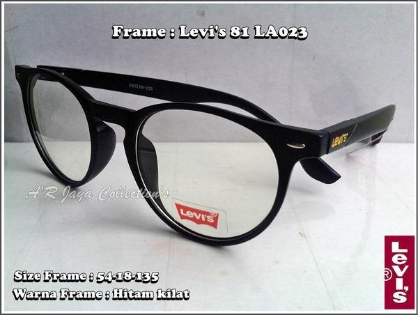 Jual Frame Kacamata Levi s Klasik tapi Trendy  ORIGINAL ... c072c38ca8