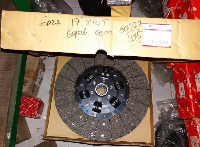 harga Kampas kopling mobil truck fuso 6d22 17  gepak mc550112 oem Tokopedia.com