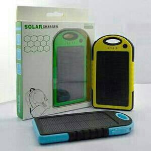 harga Powerbank solarcell tenaga matahari 198000mah Tokopedia.com