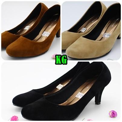 harga Sale cuci gudang spt ja09s heels wanita suede kode ja09s bludru klasik Tokopedia.com