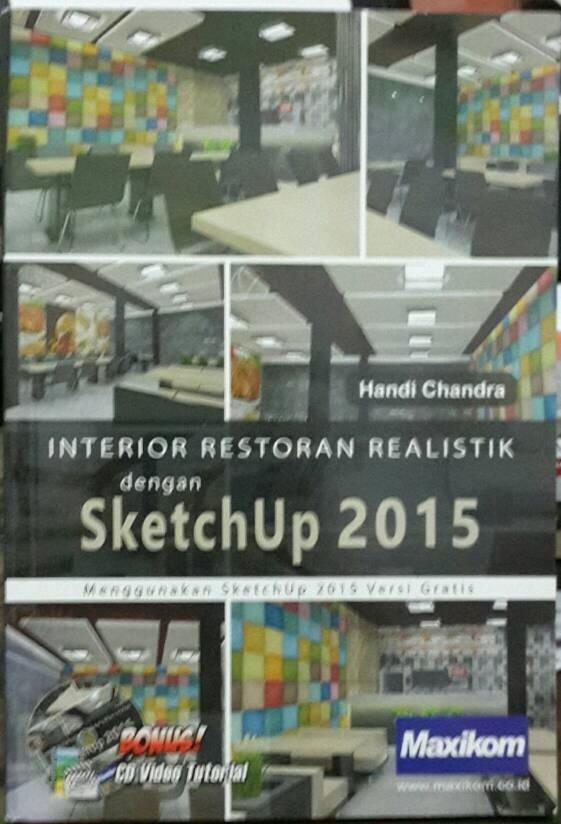 harga Interior restoran realistik dengan sketchup 2015 Tokopedia.com