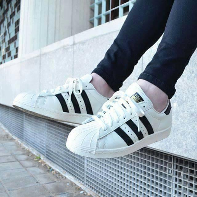 Jual Sepatu Adidas Superstars Putih Sepatu Couple Kota Bandung