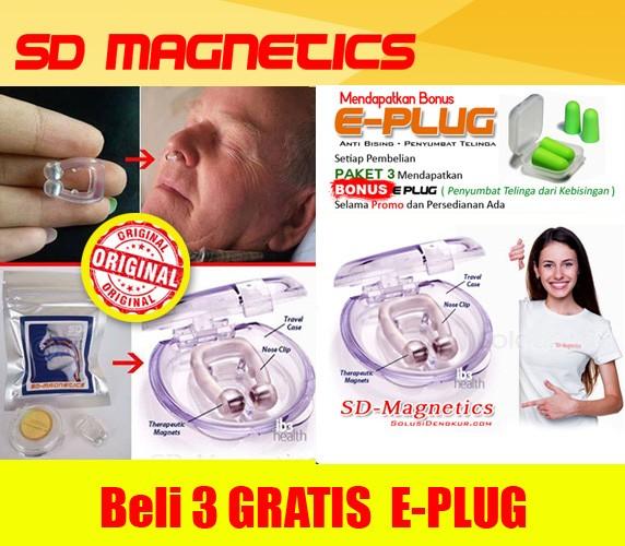 harga Sd magnetics original - alat penghilang dengkur magnetics Tokopedia.com
