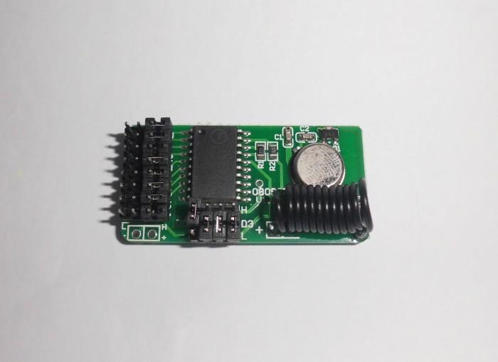 harga Transmiter rf module pt2262 Tokopedia.com