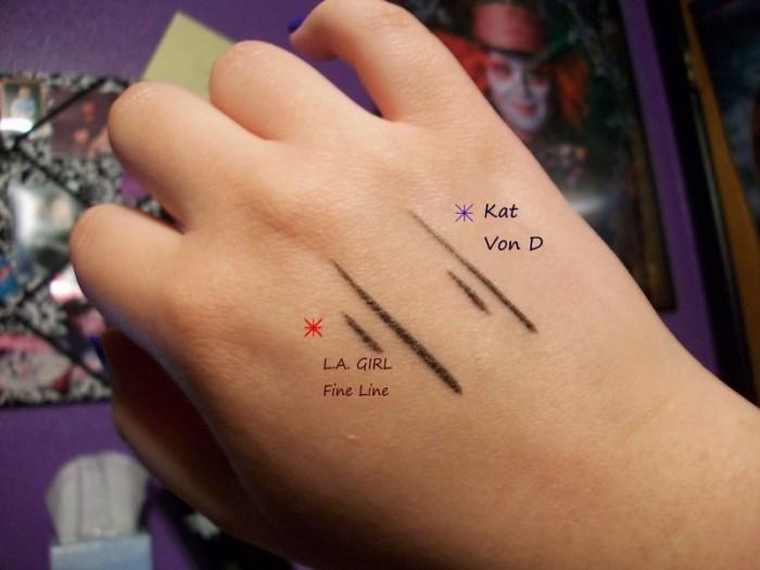 Line Art Matte Eyeliner : Jual l.a. girl line art matte eyeliner cnl beauty shop tokopedia