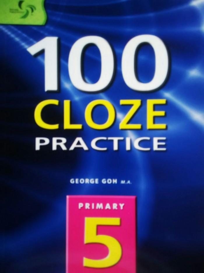 100 Cloze Practice Primary 5