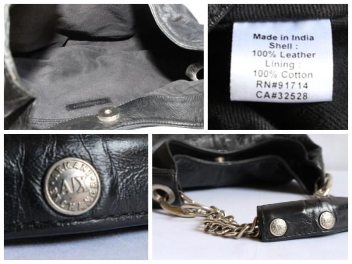 Jual Tas armani exchange authentic original - wishopp tas branded ... 6d3edf7604