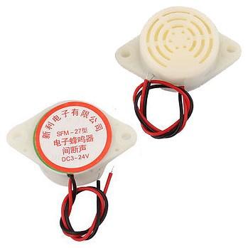 Jual Continuous Alarm DC6-24V high decibel sound ringer buzzer SFM 27  speaker - Kota Medan - Golden Dream   Tokopedia