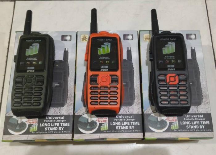 harga Handphone / hp prince pc9000 triple simbig tourchpowerbank original Tokopedia.com