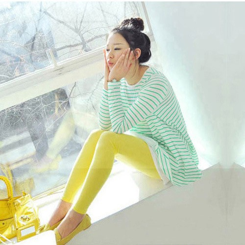 harga Legging import c54860 yellow Tokopedia.com