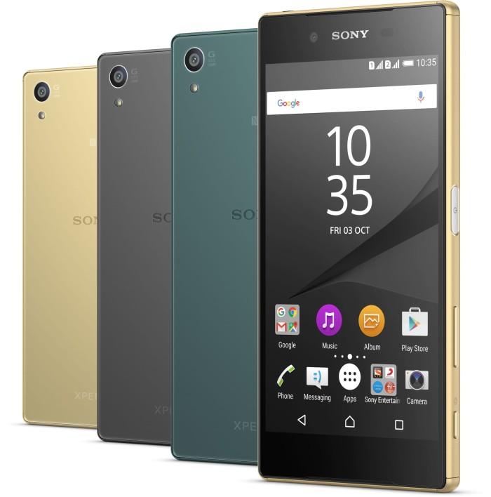Sony xperia z5 dual / e6683