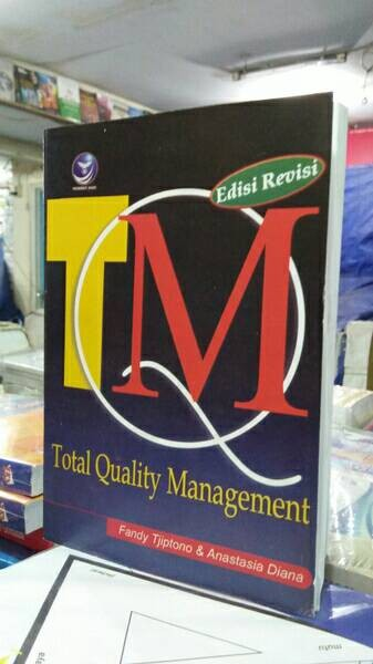 harga Total quality management by fandy tjiptono Tokopedia.com