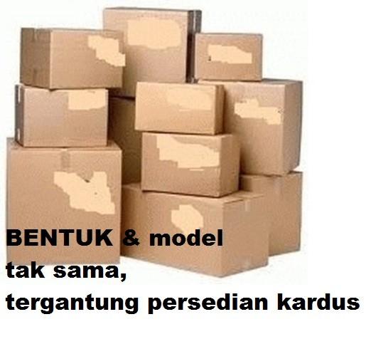 Foto Produk Packing Tambahan Kardus / Dus / Karton. dari S3-Satria Secure&Safety