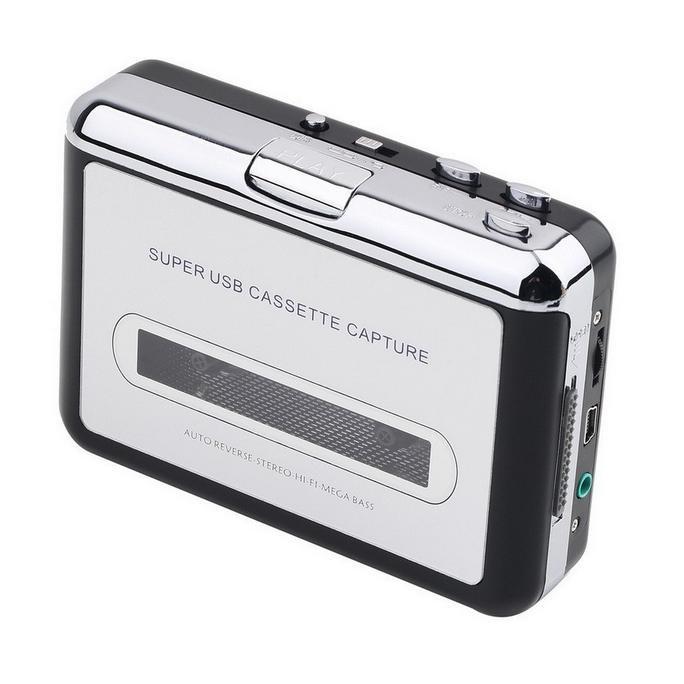 Foto Produk CONVERTER KASET MENJADI FILE MP3 EZCAP 218 dari tokosigma