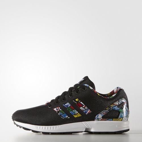da3685c8fa5a2 Jual Sepatu Casual ADIDAS ZX FLUX TONGUE LABEL S77720 - Original 100 ...