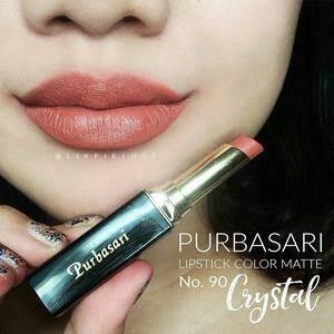 Purbasari Lipstick Color Matte 90