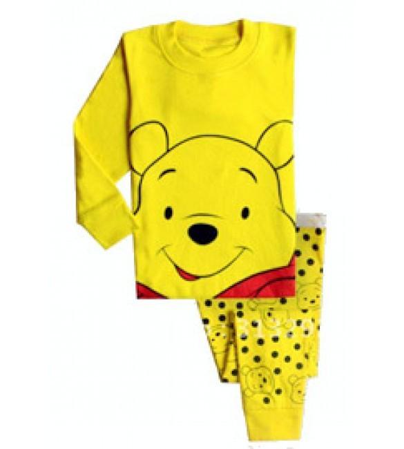 harga Piyama/ baju tidur hongkong gap pooh yellow 2-7 y Tokopedia.com