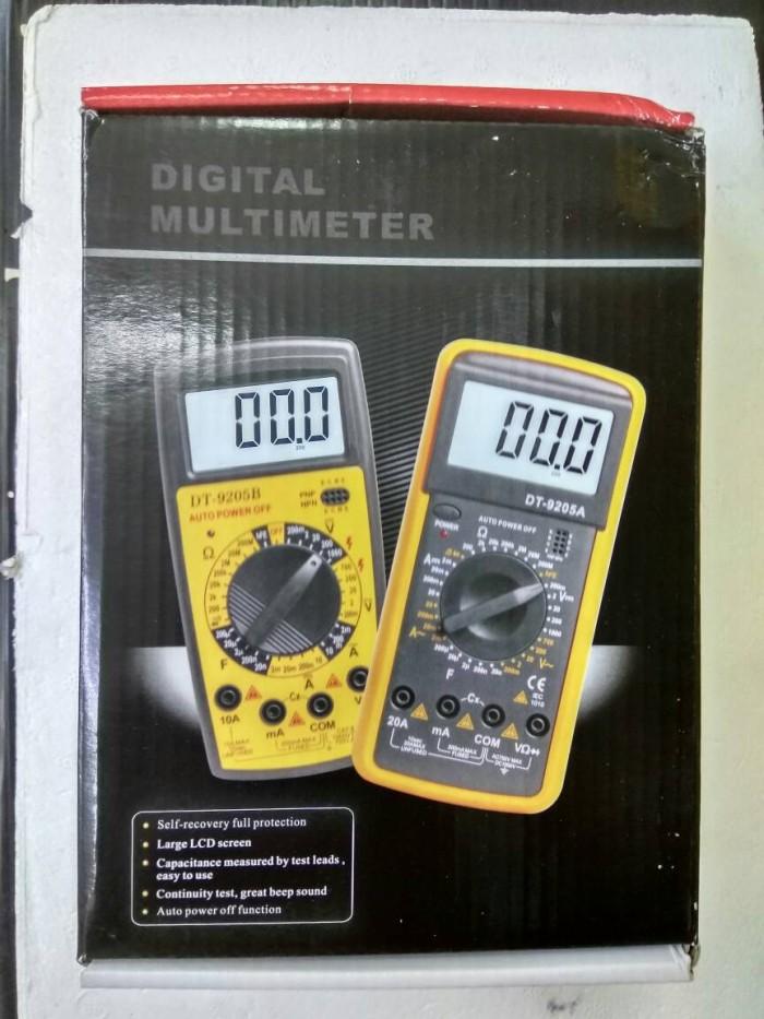 harga Alat service hp & tablet/multitester digital mel-v dt-9205a/avometer Tokopedia.com