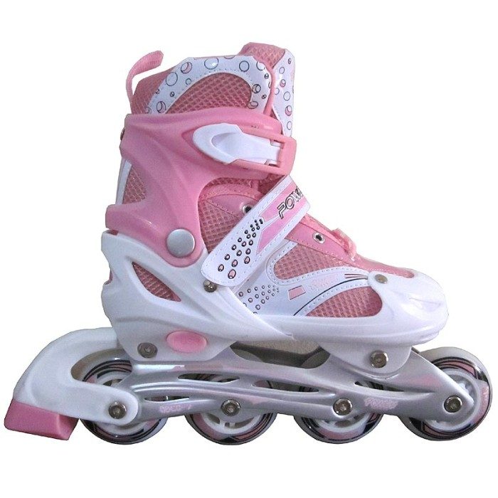 Power Sepatu Roda Inline Anak Pink - Harga Terkini dan Terlengkap 90a7b85a13