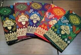 harga Kain batik songket bali prodo no 10 Tokopedia.com