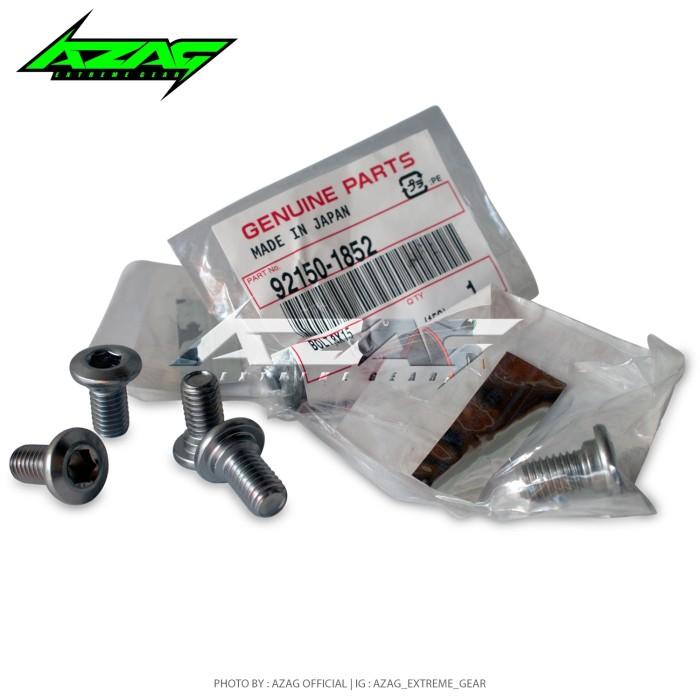 harga Baud cakram original kawasaki klx/d-tracker 150cc Tokopedia.com