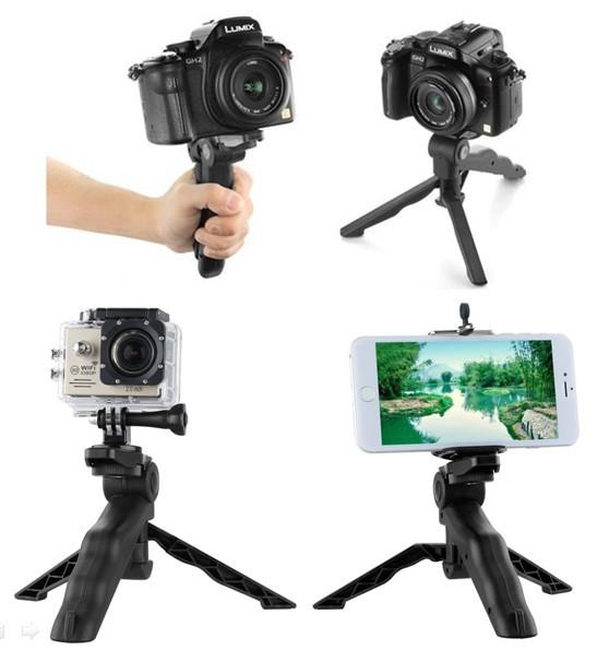 harga 2 in 1 portable mini folding tripod Tokopedia.com