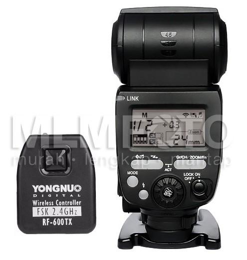 harga Yong nuo yn-660 bundle paket dengan trigger rf-602 (1unit) Tokopedia.com
