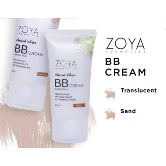 BB Cream Zoya Cosmetics