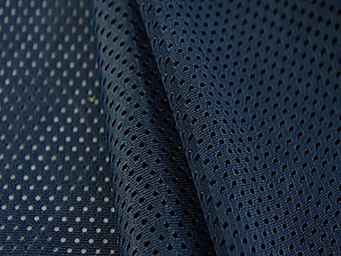 harga Kain jala tc mesh biru navy - 100% polyester Tokopedia.com
