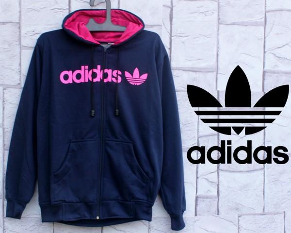 Jaket Adidas Terrex Navy Magenta(sweater,sekolah,wanita,murah,blazer)