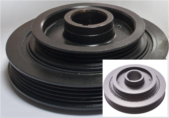 Image result for fungsi pulley damper""