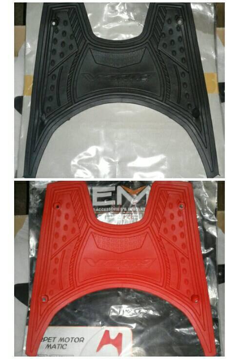 harga Karpet rubber stepfloor honda vario cw fi 110 & vario esp advance Tokopedia.com