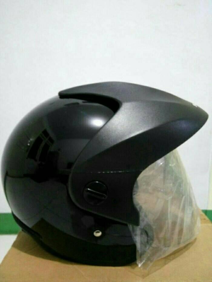 Helm honda trx new original half face