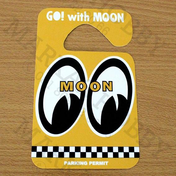 harga Tempelan gantungan spion mooneyes (parking permit) Tokopedia.com