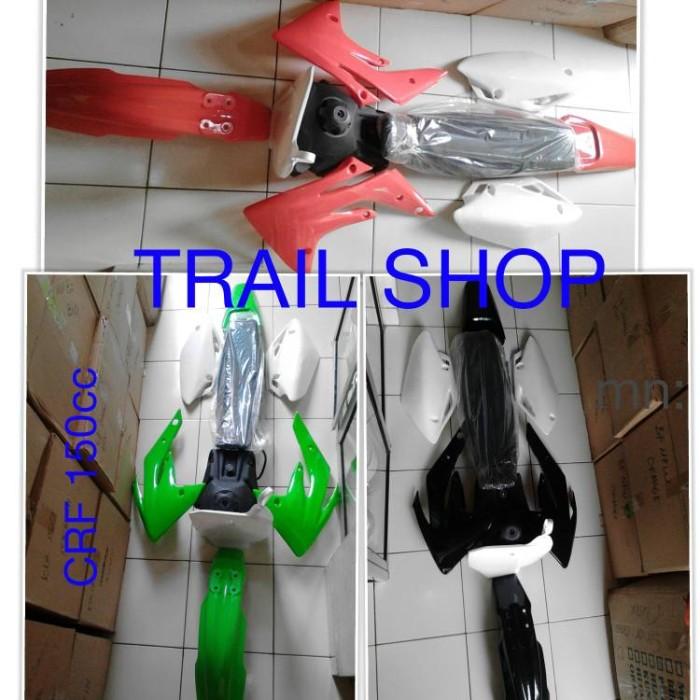 harga Body full set trail crf150cc Tokopedia.com
